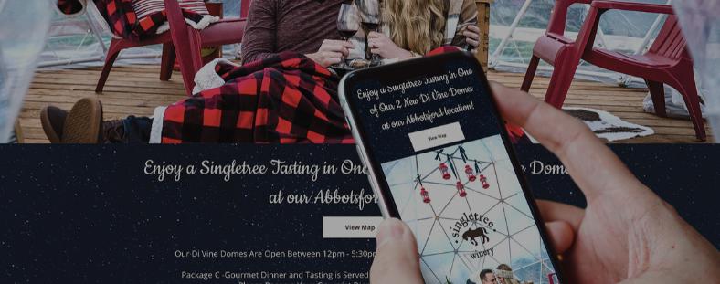 Client Spotlight – Singletree Winery