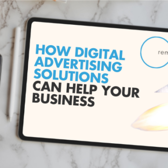 """Banner photo with headline """"4 Things To Know About Digital Ads Management"""""""